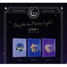 Gfriend - Time For The Moon Night (Time / Moon / Night Ver.)