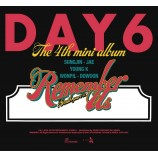 DAY6 - Remember Us : Youth Part 2 (REW Ver. / FF Ver.)