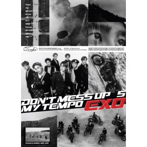 EXO - Don't Mess Up My Tempo (Allegro / Moderato / Andante Version)