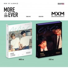 MXM (BRANDNEW BOYS) - More Than Ever (More Ver. / Ever Ver.)