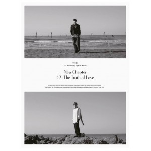 TVXQ - New Chapter 2 : The Truth of Love (Random Version)