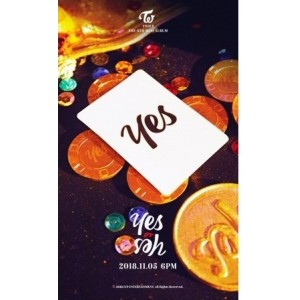 Twice - YES or YES  (A / B / C Version)