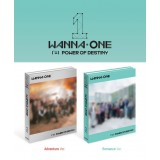 WANNA ONE - Power of Destiny (Adventure Ver. / Romance Ver.)
