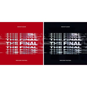 iKON - NEW KIDS : THE FINAL (Blackout Ver. / Redout Ver.)
