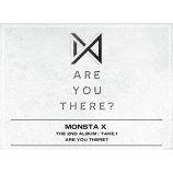 Monsta X - ARE YOU THERE? (I / II / III / IV Ver.)