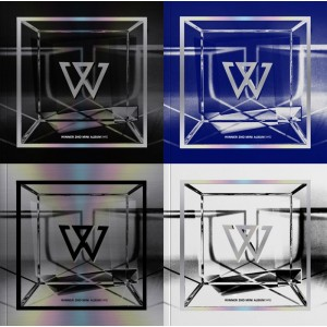 WINNER - WE (Black / Blue / Silver / White Ver.)