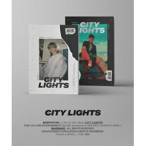 BAEKHYUN (EXO) - City Lights (Day Ver. / Night Ver.)