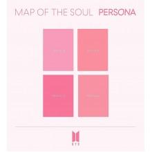 BTS (방탄소년단) - MAP OF THE SOUL : PERSONA (01 Ver. / 02 Ver. / 03 Ver. / 04 Ver.)