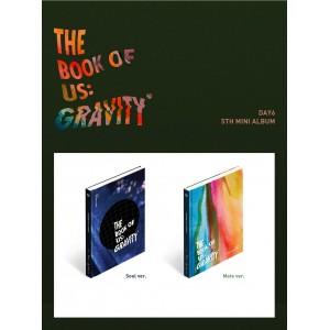 DAY6 - The Book of Us : Gravity (Random Ver.)