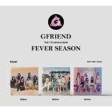 Gfriend - FEVER SEASON (熱 Ver. / 帶 Ver. / 夜 Ver.)