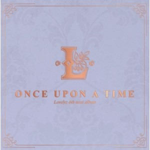 Lovelyz - ONCE UPON A TIME (Normal Edition)