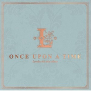 Lovelyz - ONCE UPON A TIME (Limited Edition)
