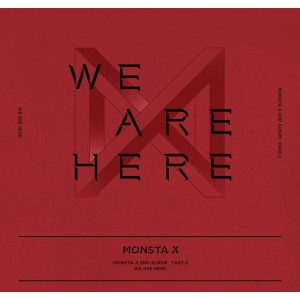 Monsta X - TAKE.2 WE ARE HERE (Ver. I / II / III / IV)
