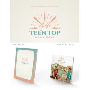 Teen Top - DEAR.N9NE (Drive Ver. / Journey Ver.)
