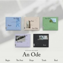 SEVENTEEN - AN ODE (Begin / The Poet / Hope / Truth / Real Ver.)