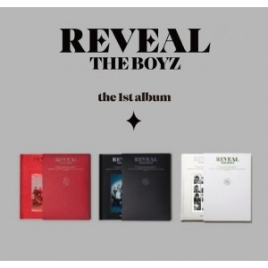 The Boyz - Reveal (Wolf / Moon / Boy Ver.)