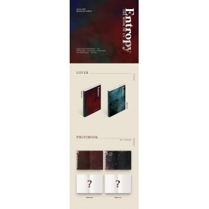 DAY6 - The Book of Us : Entropy (Sweet Ver. / Chaos Ver.)