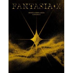 Monsta X - FANTASIA X (Ver. 1/2/3/4)