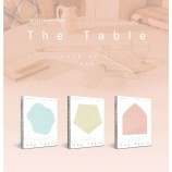 Nu'est  - The Table (Ver. 1 / 2 / 3)