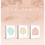 Nu'est  - The Table (Ver. 1 / 2 / 3)