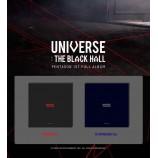 PENTAGON - UNIVERSE : THE BLACK HALL (UPSIDE Ver. / DOWNSIDE Ver.)