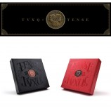 TVXQ - TENSE (Red / Black Ver.)