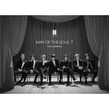 BTS (방탄소년단) - MAP OF THE SOUL: 7 - The Journey (Japanese Edition) Ver. A [CD + Bluray]