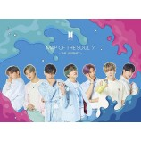 BTS (방탄소년단) - MAP OF THE SOUL: 7 - The Journey (Japanese Edition) Ver. B [CD + DVD]