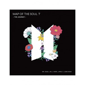 BTS (방탄소년단) - MAP OF THE SOUL: 7 - The Journey (Japanese Edition) Ver. NORMAL [CD]