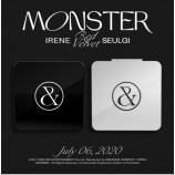 IRENE & SEULGI (Red Velvet) - Monster  (Top Note Ver. / Middle Note Ver.)