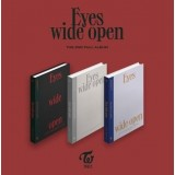 Twice - Eyes Wide Open (Story Ver. / Style Ver. / Retro Ver.)