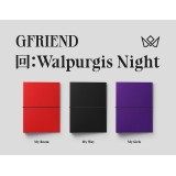 Gfriend - 回:Walpurgis Night (My Room Ver. / My Way Ver. / My Girls Ver.)