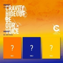 CRAVITYSEASON3 - HIDEOUT: BE OUR VOICE (Ver. 1/Ver. 2/Ver. 3)