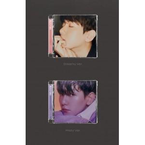 BAEKHYUN (EXO) - BAMBI (Jewel Case Ver.)