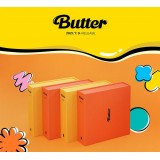 BTS (방탄소년단) - BUTTER (Cream Ver. / Peaches Ver.)