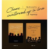 DAY6 - The Book of Us :  Negentropy - Chaos Swallowed Up in Love (One& Ver. / Only Ver.)