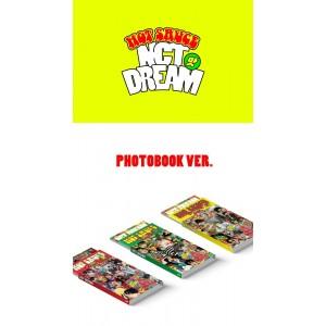 NCT Dream - Hot Sauce Photobook Ver. (Crazy Ver. / Boring Ver. / Chilling Ver.)