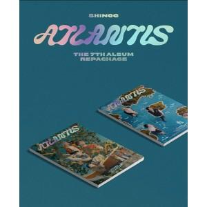 SHINee - ATLANTIS (Adventure Ver. / Ocean Ver.)