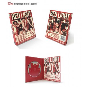F(x) - Red Light (RANDOM VERSION)