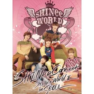 SHINee - SHINee WORLD Ⅱ in SEOUL (2CD)