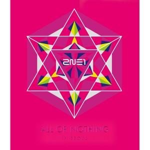 2NE1 - 2014 2NE1 World Tour Live CD  [ALL OR NOTHING in SEOUL]