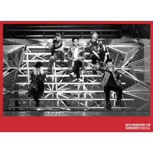 BIGBANG - 2014 BIGBANG +α IN SEOUL LIVE DVD