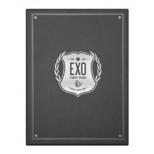 EXO - EXO's First Box DVD