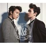 Super Junior Donghae & Eunhyuk - RIDE ME (CD+DVD)