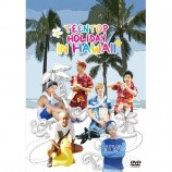 Teen Top - Holiday In Hawaii DVD