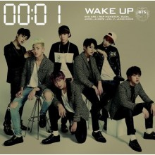 BTS (방탄소년단) - WAKE UP Type A CD+DVD (Fanmeeting Clips)