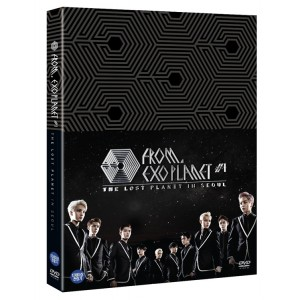 EXO - From EXO PLANET #1 The Lost Planet in Seoul DVD