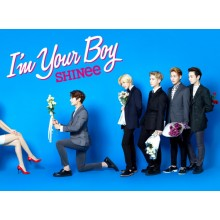 SHINee - I'm Your Boy Type A [CD+DVD]