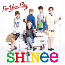 SHINee - I'm Your Boy [CD]