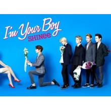 SHINee - I'm Your Boy [First Press Limited Edition A, CD+DVD+Booklet Type A]